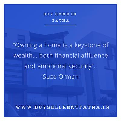 buy house in Patna