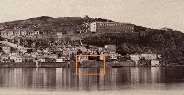 Η βενετική δεξαμενή στην παραλία Ναυπλίου ή η δεξαμενή στο Κρυονέρι (Κινστέρνα)