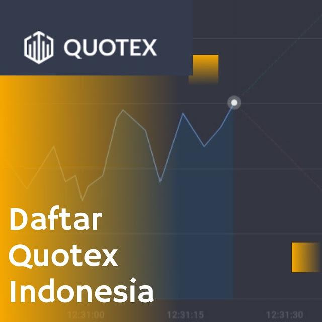 Daftar Quotex indonesia