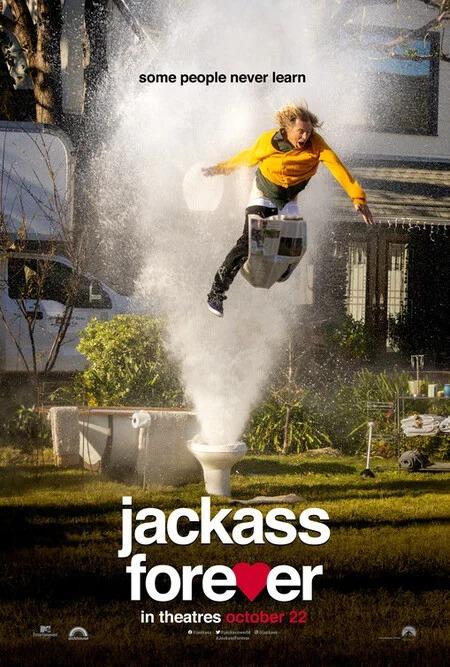 Este es el primer tráiler de Jackass Forever han vuelto