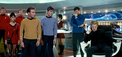 Star Trek Nu Trek jj abrams gene roddenberry paramount william shatner leonard nimoy chris pine karl urban