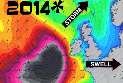 Happy 2014 Surf Storm Europa