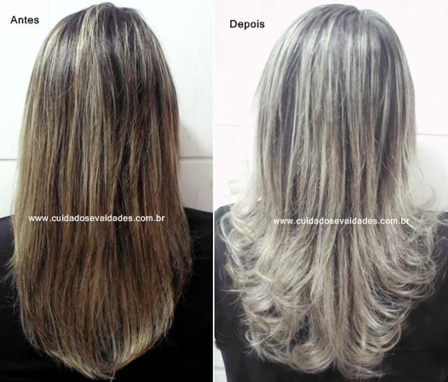 antes e depois matizador intensy color