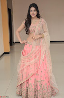 Avantika Mishra in Beautiful Peach Ghagra Choli 083.jpg