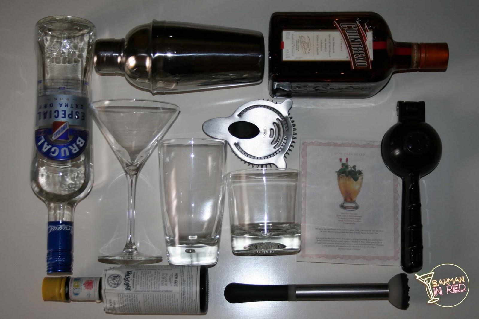 Qué necesitas para empezar a preparar cócteles en casa?