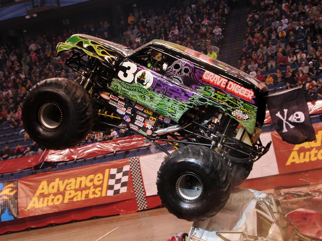 Monster Jam 2019   Ford Idaho Center Arena - events.ktvb.com