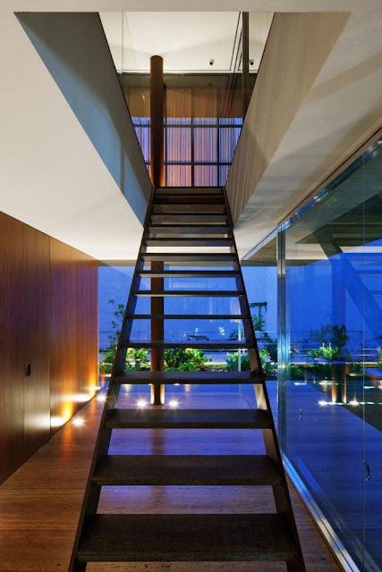 staircase leg design
