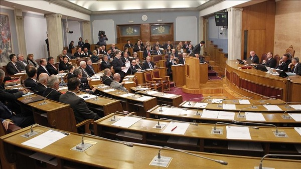 Montenegro, from today MPs speeches in Albanian language