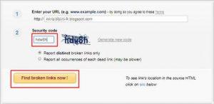 Cara Mengetahui Link Yang Rusak Di Blog