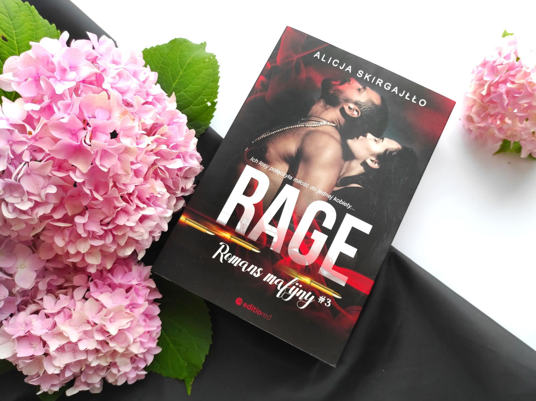 """Rage"" Alicja Skirgajłło"
