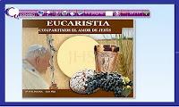 Resultado de imagen de la eucaristia cuadernia