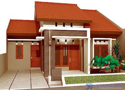 Desain Rumah Minimalis dengan budget minim