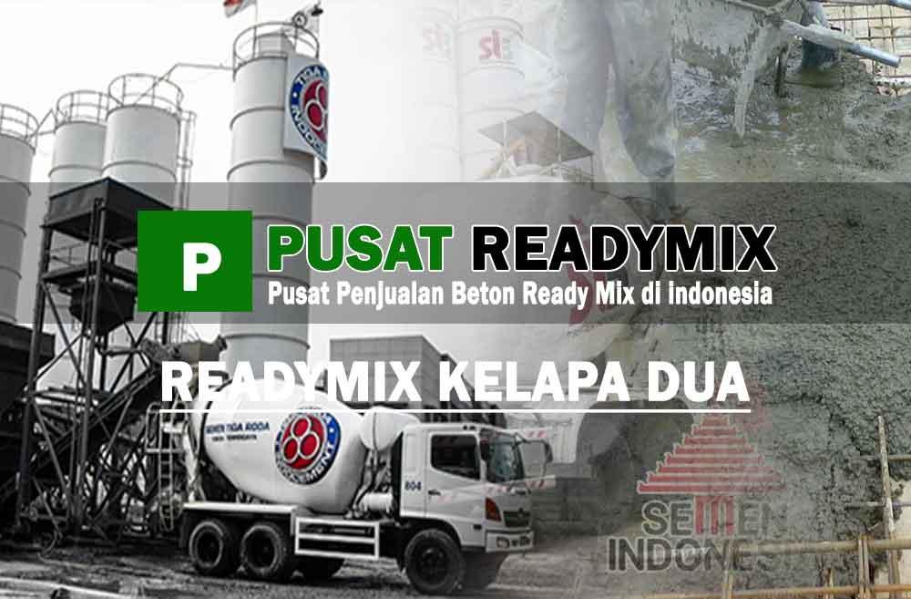 Harga Beton Ready mix Kelapa Dua