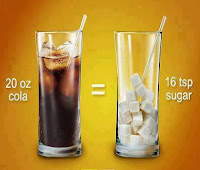 Give up sugary drinks and desserts for weight loss!