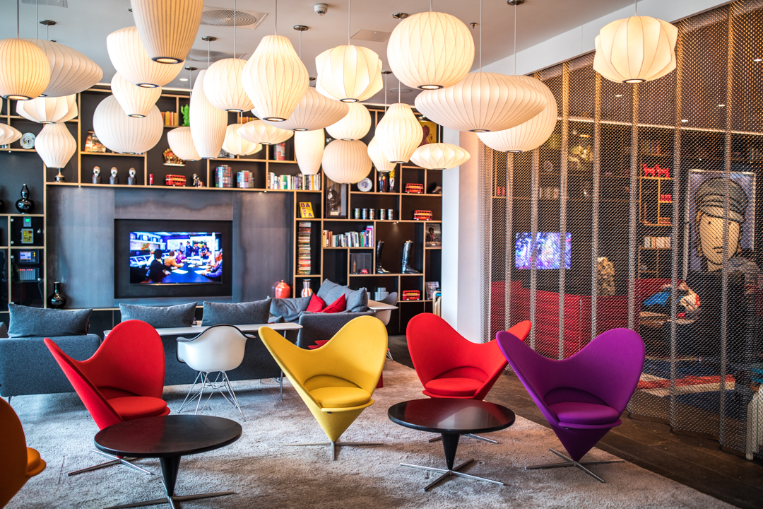 citizenm tower of london hotel review