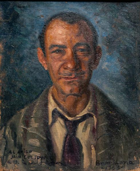 Retrato de Jaime Colson, 1943