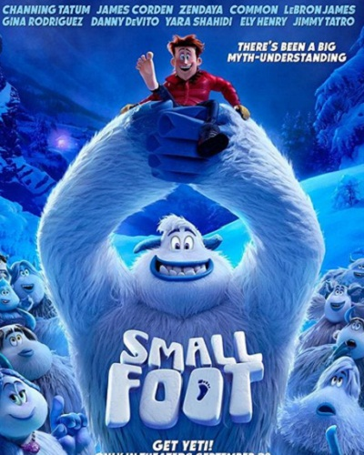 latest small foot movie synopsis and watch official trailer 2018