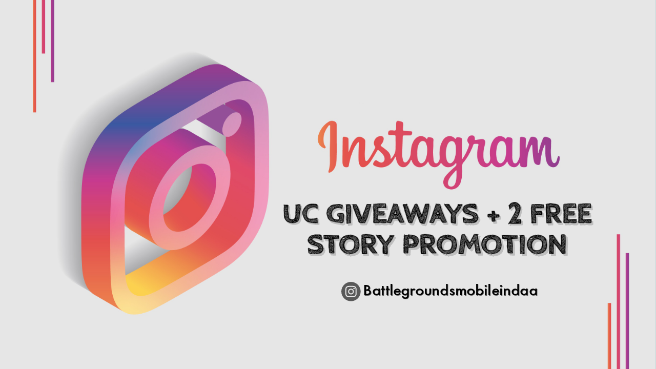 UC Giveaways & Story Promotion
