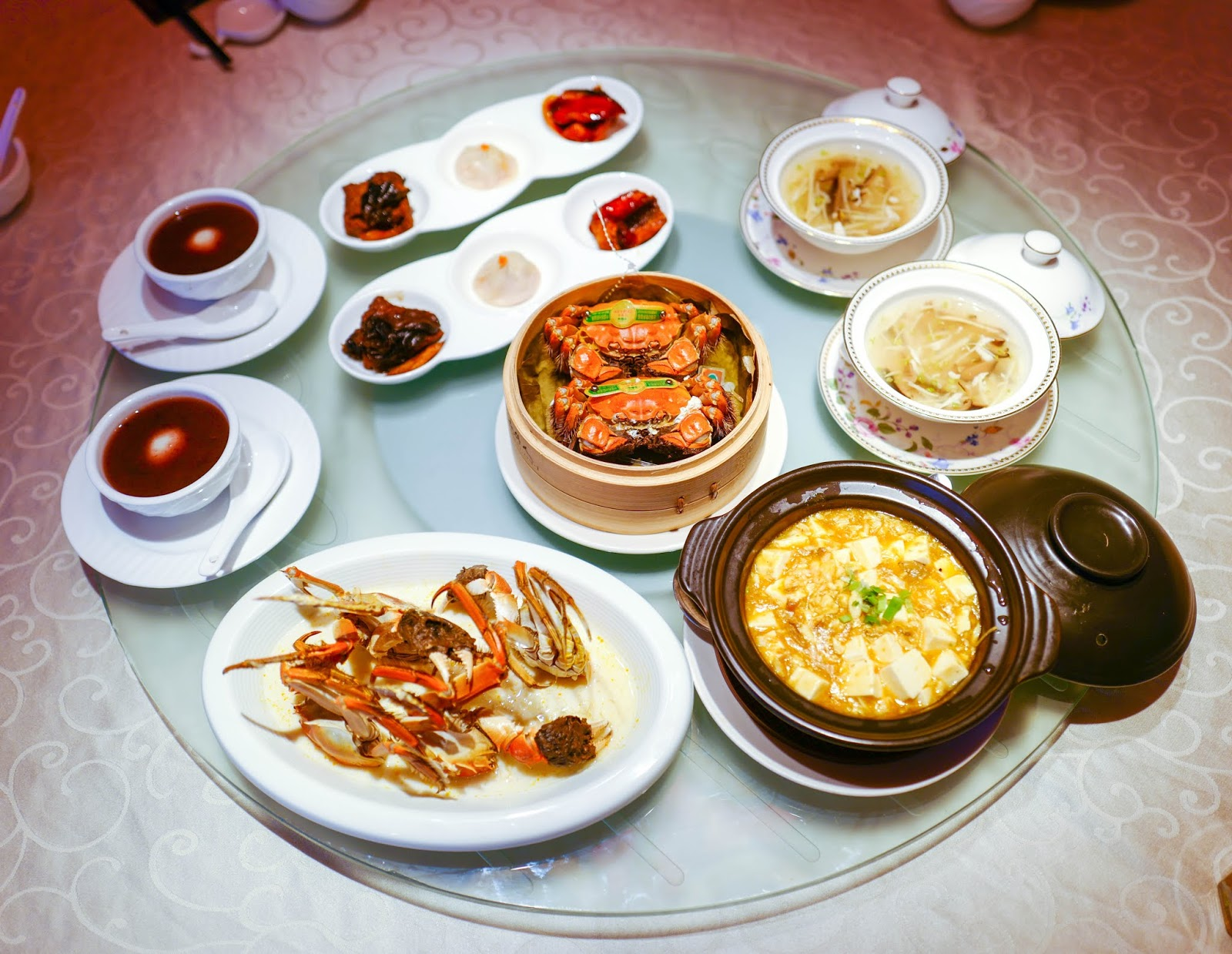 dragon-i: yangcheng lake hairy crabs return
