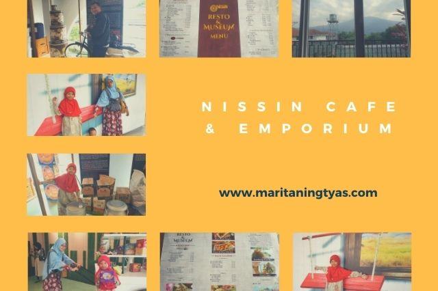 wisata edukasi ke nissin cafe & emporium