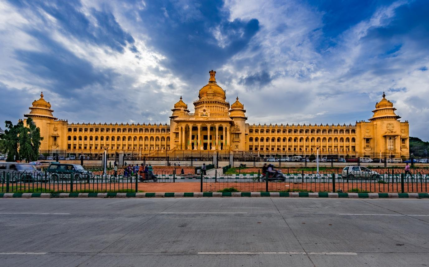 Bangalore - Silicon City of India