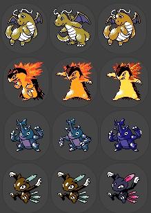 Pokémon Crystal Cores
