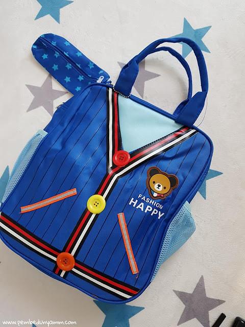 karikatür sırt çantası