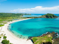 This is a list of popular beach attractions on the island of Lombok