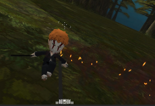 Ichigo Bankai With Mask Bleach Skin AOTTG