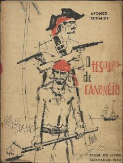 O TESOURO DE CANANEIA - Afonso Schmidt