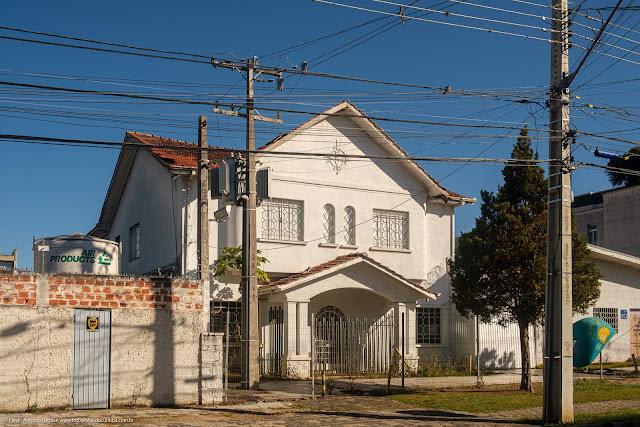 Casa na Rua Dias da Rocha Filho, Curitiba