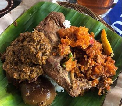 .Nasi Gudeg Yogyakarta