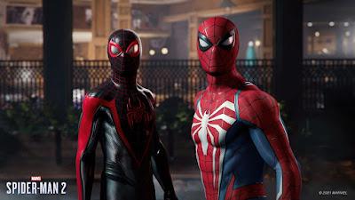 Marvel's Spider-Man 2 Teaser Trailer Unleashed