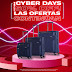 Cyber Days hasta 50% off en Samsonite