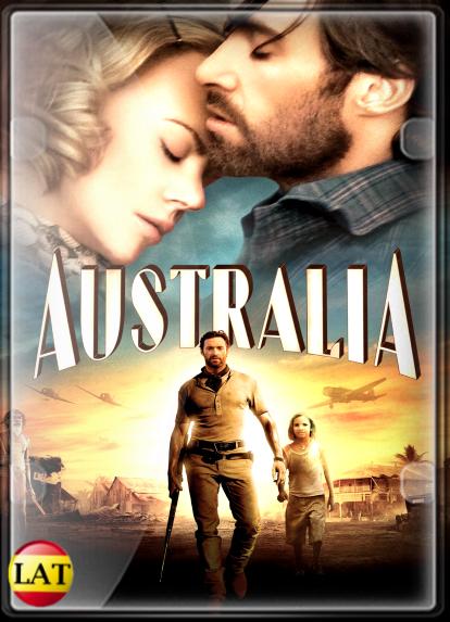 Australia (2008) DVDRIP LATINO