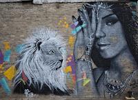 Albury Street Art | Kade Sarte & Marni Korneluk