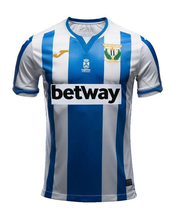 8f755f3eb Leganés 18-19 Home Kit