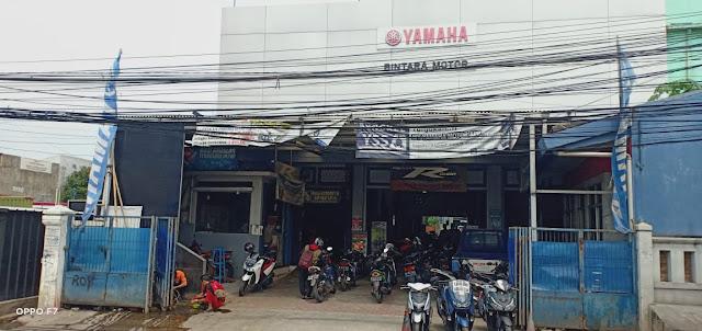 Yamaha Bintara Motor, Yamaha Bintara Motor Bekasi