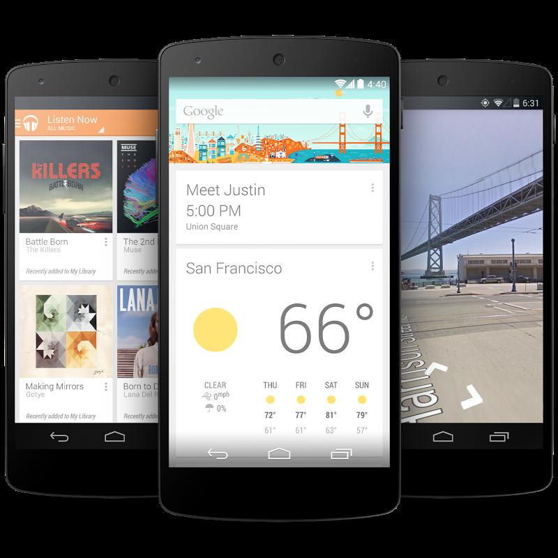 LG Nexus 5 Review Display
