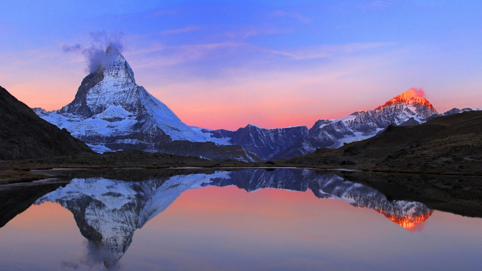 Top 37 most beautiful mountains wallpapers in hd - Swiss alps wallpaper ...