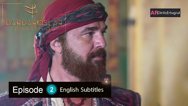 Barbaros Episode 2 with english subtitles