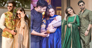How Aiman Khan and Muneeb Butt Manages their Married Life