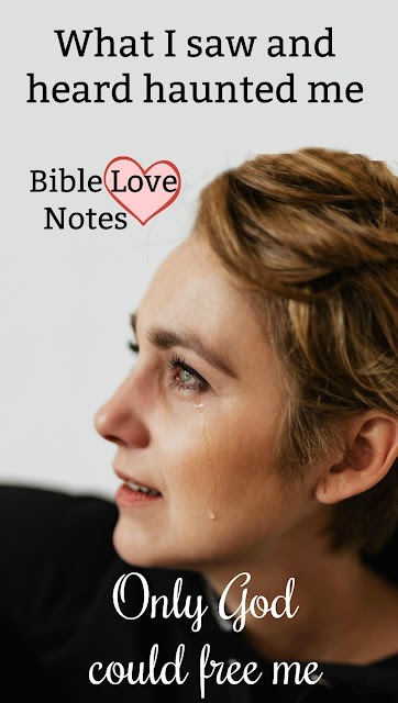 Do you know what certain images can do to our thinking and values? This 1-minute devotion explains using a relevant passage in Ephesians. #BibleLoveNotes #Bible