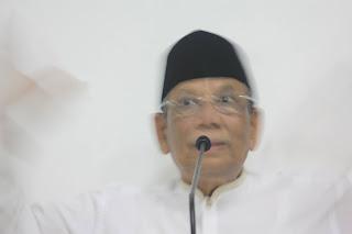 Ceramah KH Achmad Hasyim Muzadi