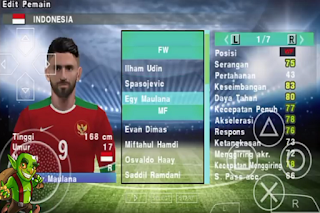 Download Textures PES Jogress v3 Mod National Team Indonesia + Save Data Full Transfer 2018