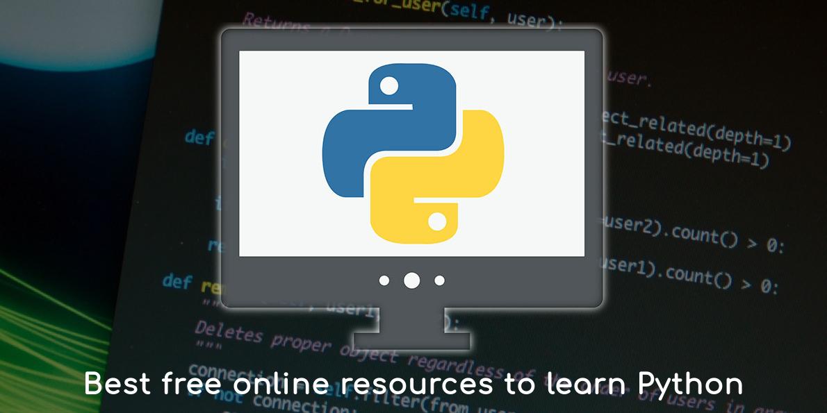 Python online tutorials