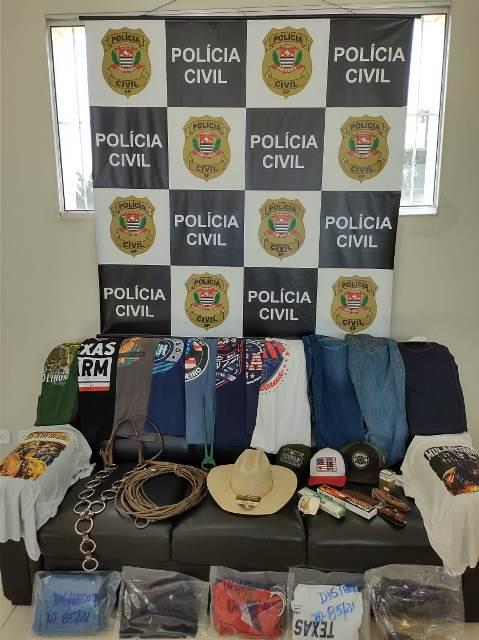 Polícia Civil esclarece furtos e indicia dois suspeitos em Registro-SP