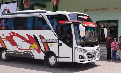 Sewa Bus Pariwisata Purworejo