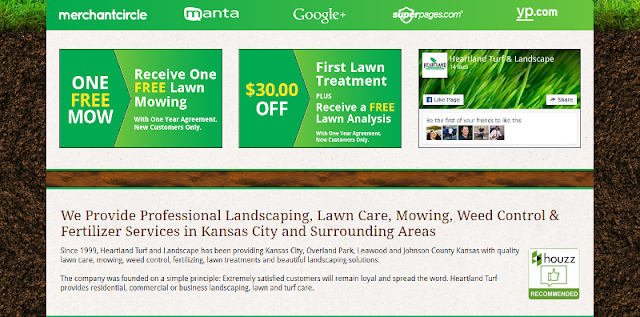 reputable lawn care company in KS