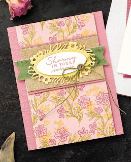 7 Stampin' Up! Path of Petals Projects ~ Petal Label Dies ~ 2019-2020 Annual Catalog